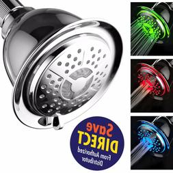 DreamSpa All Chrome Water Temperature Controlled Color Chang