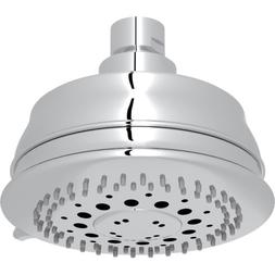 Rohl WI0197 Bossini Multi Function Shower Head, Polished Chr